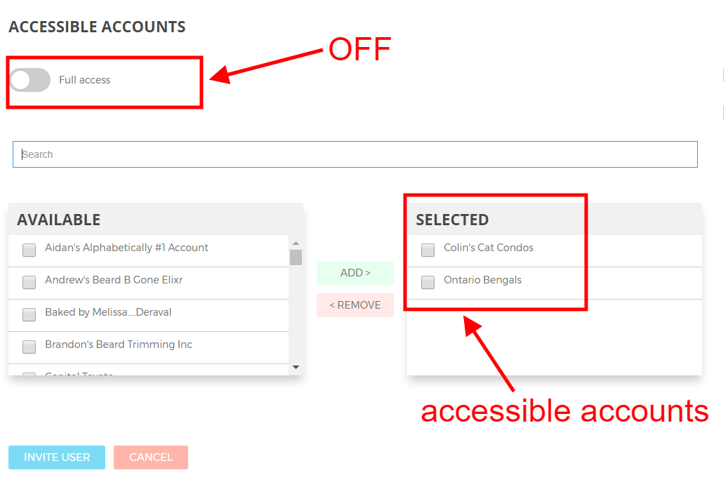How to give your client access to multiple dashboards – NinjaCat Support