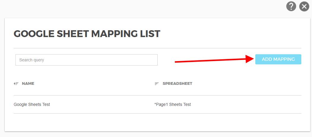 Integrating with Google Sheets – NinjaCat Support