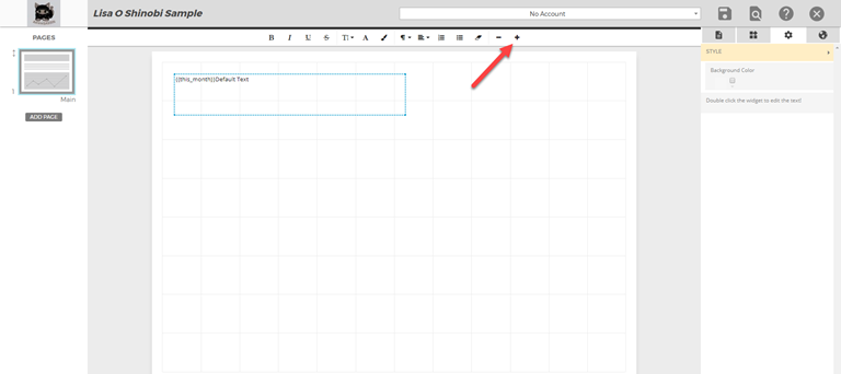 Adding Dynamic Data Elements To Your Templates Clips Or